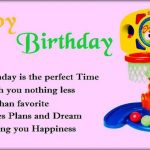 Happy Birthday Message for Your Teacher